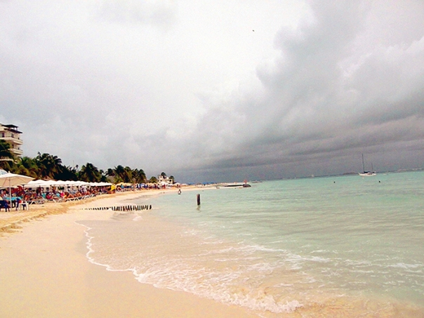 Isla Mujeres - praia